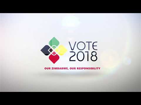 Image of the video: Zimbabwe 2018 Voting Instructions