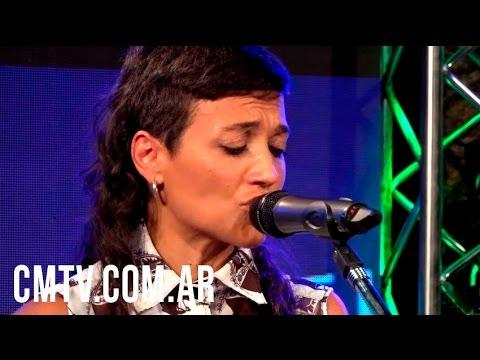 Sol Pereyra video Entrevista + Canciones - En vivo - Buenos Aires 2017