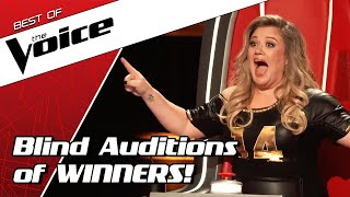 Video TOP 10   Incredible WINNERS of 'The Voice' in the world MP3, 3GP, MP4, WEBM, AVI, FLV Agustus 2019