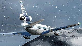 Video Passenger Plane Crashes in Antarctica | Mt. Erebus Disaster | Air New Zealand Flight 901 | 4K MP3, 3GP, MP4, WEBM, AVI, FLV April 2019