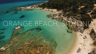 Orange Beach Sarti - Halkidiki Best Beaches