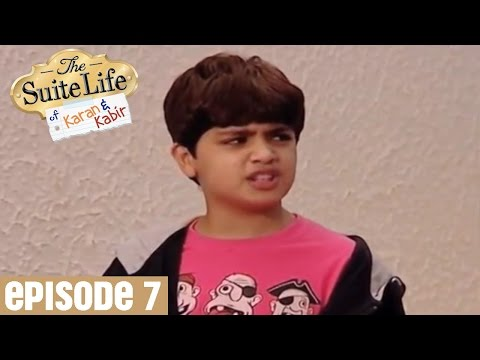 The Suite Life Of Karan and Kabir | Season 1 Episode 7 | Disney India Official