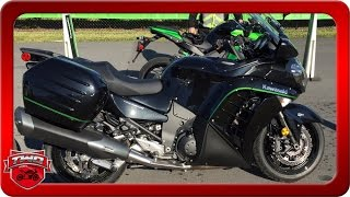 9. 2016 Kawasaki Concours 14 Motorcycle Review