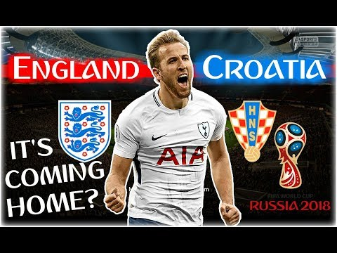 FIFA 18 - England v Croatia || IT'S COMING HOME? || WorldCup Semi-Final