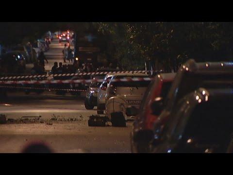 Έκρηξη αυτοσχέδιου μηχανισμού στο κέντρο της Αθήνας