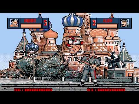 street fighter atari oyunlar?