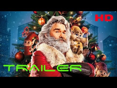 THE CHRISTMAS CHRONICLES Official Trailer 2018 Kurt Russell Comedy Movie HD