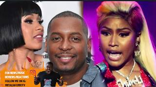 NO DROPS OR HUGS! Nicki Minaj Claims DJ Self Tried To Make Her Diss Cardi B To Get Back At CardI!