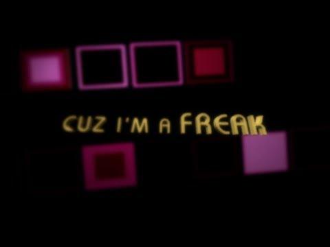 I'm a Freak (Lyric Video) [Feat. Pitbull]