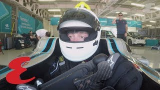 An Esquire editor who's barely driven a regular car takes a state-of-the-art electric racer for a spin.LINK: (here's the original article) http://www.esquire.com/sports/a54768/drive-formula-e-race-car/https://www.facebook.com/Esquire/videos/10154400528416674/?pnref=storySUBSCRIBE to Esquire: http://bit.ly/SUBSCRIBEtoESQUIREhttps://www.facebook.com/Esquirehttp://twitter.com/esquirehttp://instagram.com/esquirehttps://www.pinterest.com/esquiremag/
