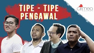 Video TIPE - TIPE PENGAWAL feat. KAESANG MP3, 3GP, MP4, WEBM, AVI, FLV September 2017