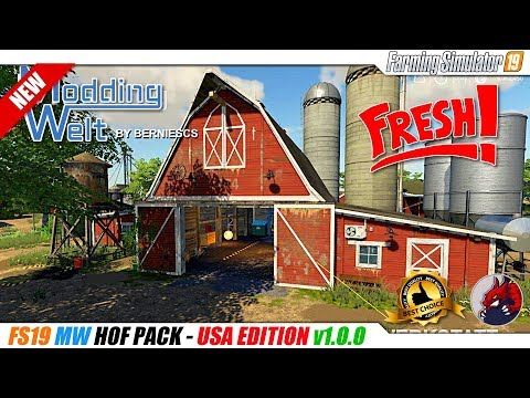 Mw Hof Pack - USA Edition Savegame Demo Ravenport v1.0