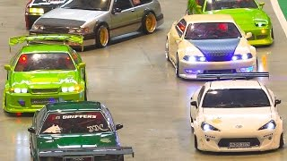 Nonton AMAZING RC DRIFT CAR RACE MODELS IN ACTION / Modell Süd Stuttgart 2016 Film Subtitle Indonesia Streaming Movie Download