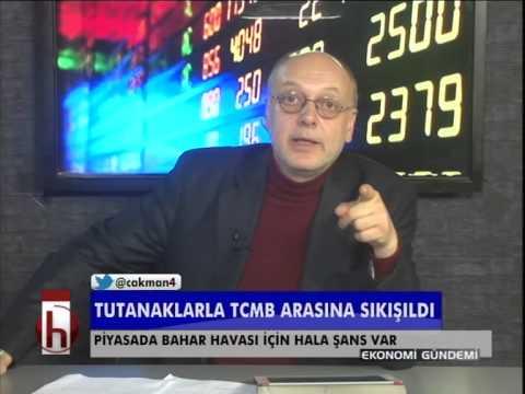 Dr. Cüneyt Akman'la Ekonomi: Tutanaklarla TCMB arasına sıkışıldı