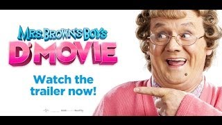 Mrs. Brown's Boys D'Movie - Trailer (Universal Pictures) HD