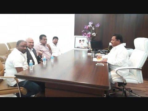 TSIIC Chairman meeting with Industrialists