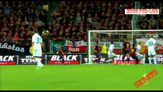 Video HD | Lechia Gdańsk - FC Barcelona 2-2 | 30.07.2013 | All Goals & Highlights MP3, 3GP, MP4, WEBM, AVI, FLV Maret 2018
