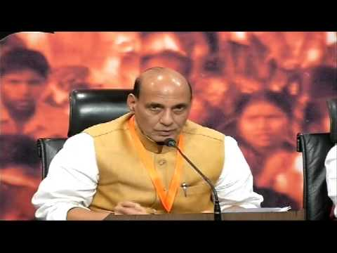 BJP National Executive meeting was very successful, meaningful & inspirational: HM Rajnath Singh