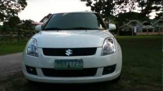 2008 Suzuki Swift Review (Start Up, In Depth Tour, Exhaust, Engine)