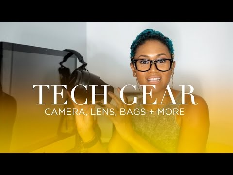 Camera - Here's my tech haul video with all my latest purchases including my Canon 5D Mark lll , lenses, bags and more! You can check out my old photography site here: http://bit.ly/1A4QVrG ---------------...