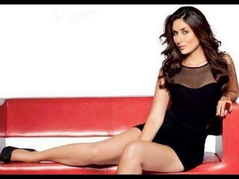 Kareena Kapoor Graces Filmfare Cover in Mini Skirt
