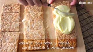 Torta Rogel (mil hojas)