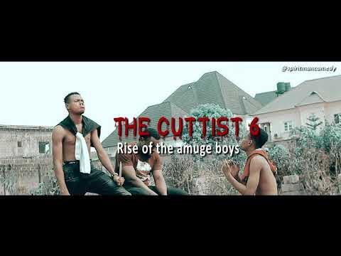 THE CUTTIST 6 - spiritman comedy