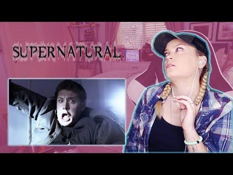 """Supernatural Season 1 Episode 4 """"Phantom Traveler"""" REACTION!"""