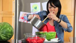 Pinbusters Episode 1 - XXL Watermelon Jell-O Shots - YouTube