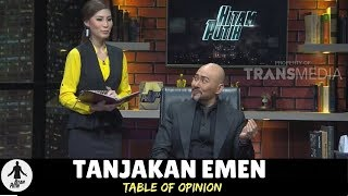 Video TANJAKAN EMEN, TABLE OF OPINION | HITAM PUTIH (15/02/18) 1-4 MP3, 3GP, MP4, WEBM, AVI, FLV September 2018