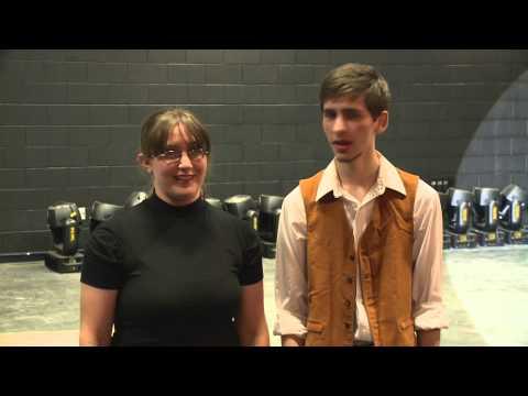 DMC Drama: 'Ein neues Theater, Ein neuer Anfang '