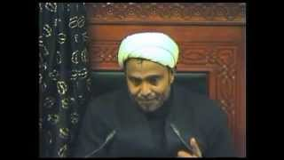 Eve 4th Muharram 1436 - Maulana Wasi Hassan Khan (Urdu)