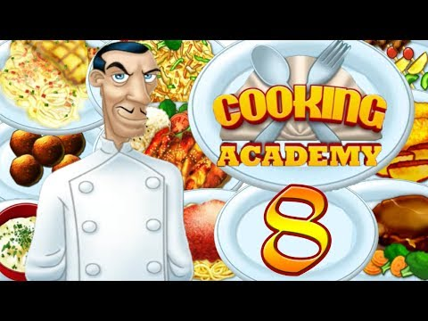 Cooking Academy - Dinner Exam #8
