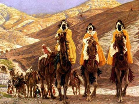 bibledex - Were there really three wise men at the birth of Jesus? And why is the start of Matthew so 