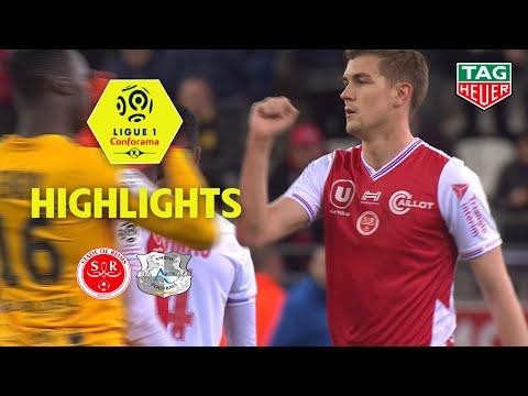 Stade de Reims - Amiens SC ( 2-2 ) - Highlights - (REIMS - ASC) / 2018-19