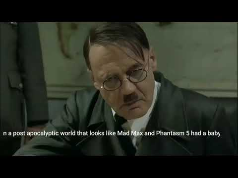 Hitler Finds Out Ash Vs Evil Dead Season 4 Has Been Cancelled