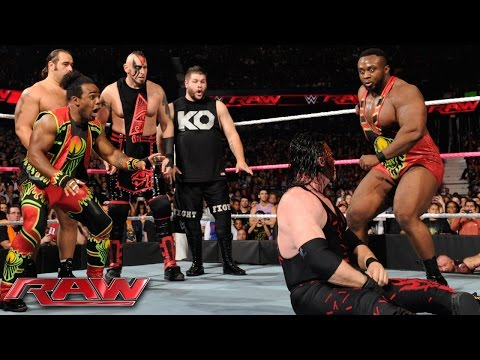 Video Demon Kane vs. Seth Rollins - Lumberjack Match: Raw, October 12, 2015 download in MP3, 3GP, MP4, WEBM, AVI, FLV January 2017