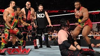 Nonton Demon Kane vs. Seth Rollins - Lumberjack Match: Raw, October 12, 2015 Film Subtitle Indonesia Streaming Movie Download