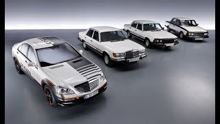 Mercedes-Benz: Milestones in safety research