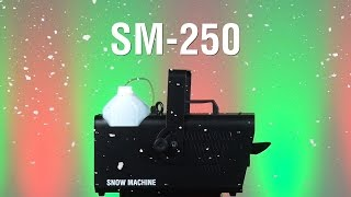 snow machine rental chattanooga