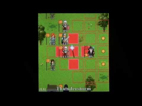 Video of Kingturn RPG