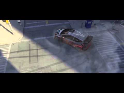 The Ultimate Test, prezentacja Hyundaia i20 WRC