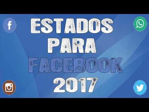 Frases para Facebook - Estados para facebook 2017 !!ORIGINALES!!  ¡FRASES DE ESTE SUPER AÑO!