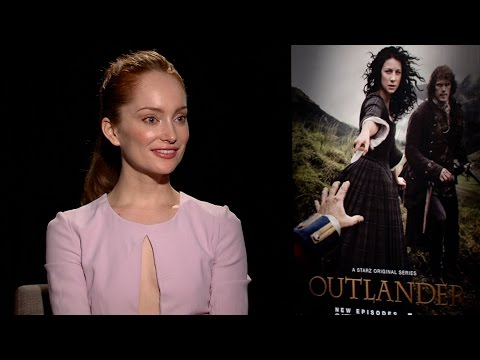 OUTLANDER Cast on Sex and Nudity in Historical Scotland