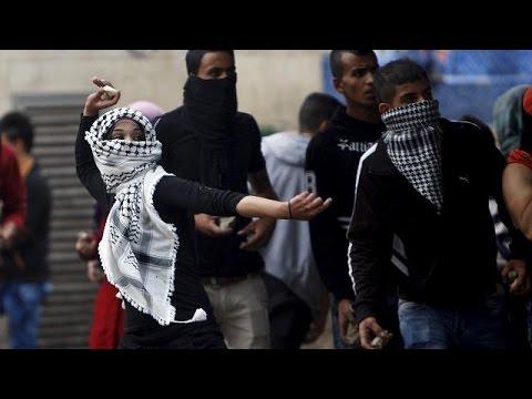 Πληθαίνουν οι βιαιότητες μεταξύ Ισραηλινών και Παλαιστινίων