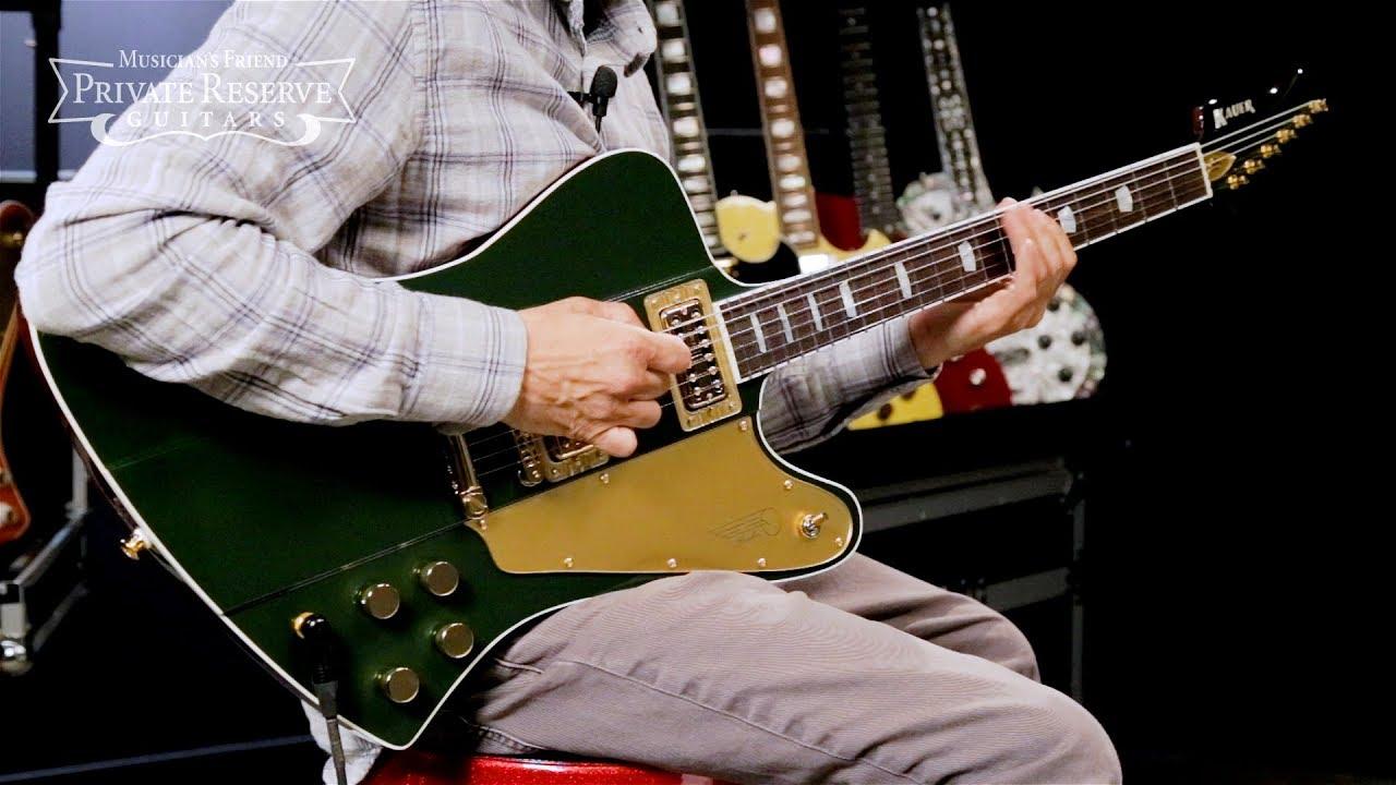 Kauer Guitars Banshee Electric Guitar