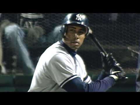 Video: Williams' two-run homer in 1st of 1996 ALCS Game 4