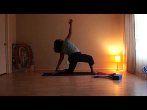 A Dedicated Practice #3: Slow Flow yoga for Eileen
