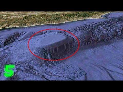 5 misteri marini inspiegabili situati negli abissi