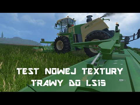 New grass texture v1.0